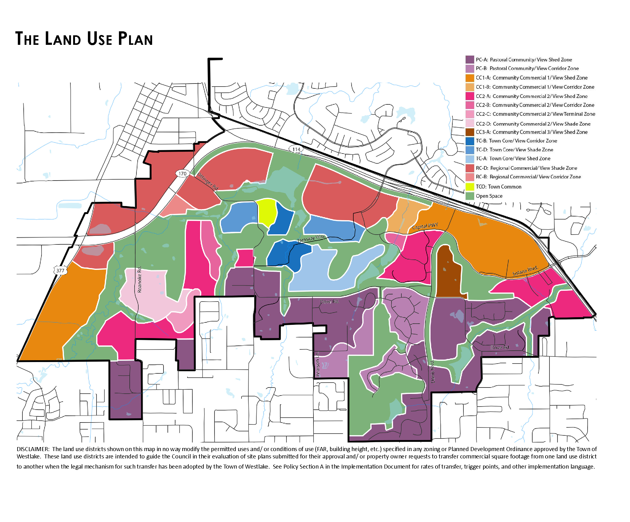 Land Use Plan