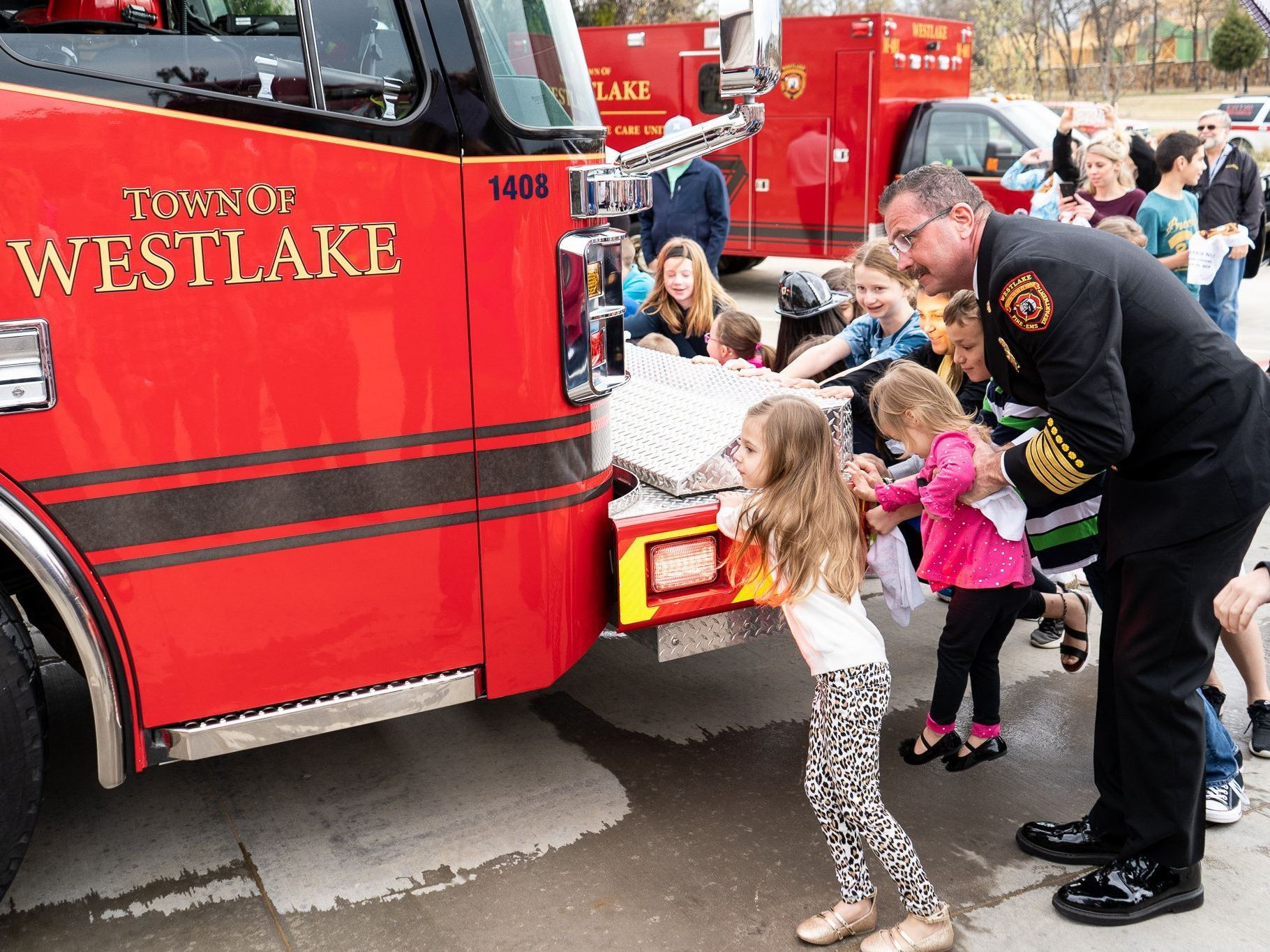 Westlake Fire Station Grand Opening